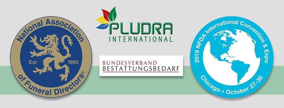 NAFD - Bundesverband Bestattungsbedarf - NFDA 2019 Pludra International ist im Oktober 2019 auf der NFDA.v