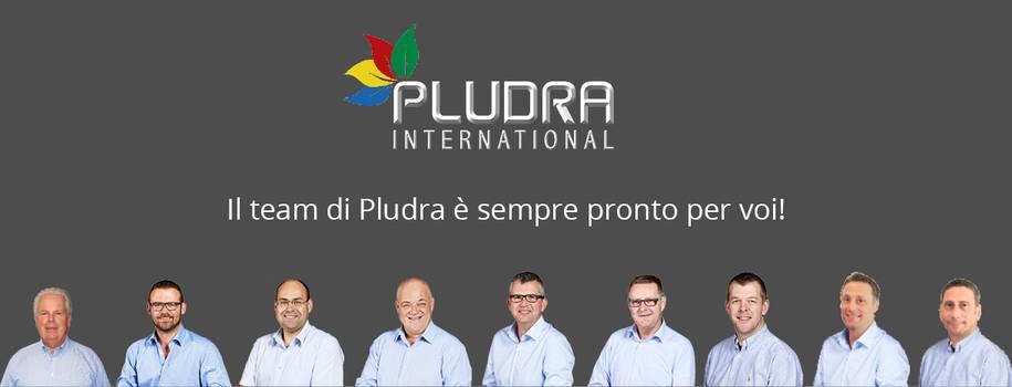 Il team di Pludra è sempre pronto per voi