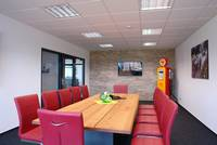 Innenansicht Firmengebäude | Pludra International