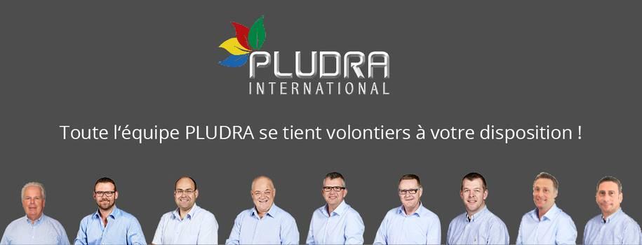 Toute l'équipe PLUDRA se tient volontiers à votre disposition!