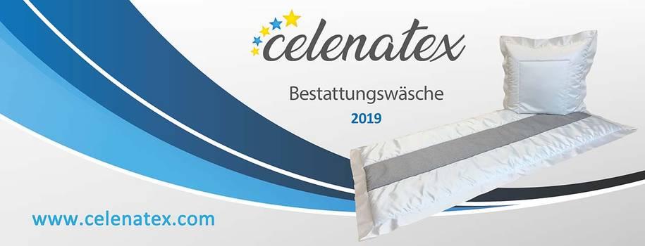 Celenatex Bestattungswäsche 2019