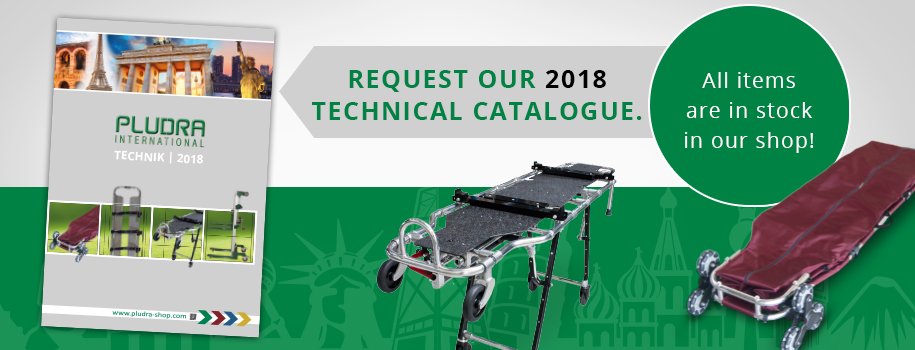 Pludra Technical Catalogue 2018