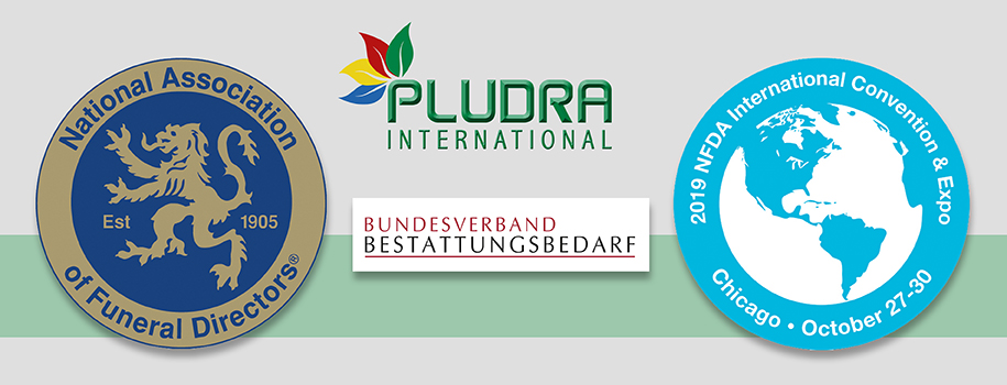 Pludra - NAFD - Bundesverband Bestattungsbedarf - NFDA 2019