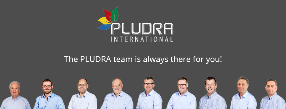The Pludra Team is always there for you!