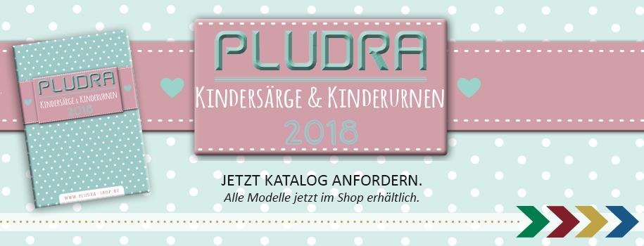 [Translate to Spanisch:] Kindersärge und Kinderurnen Katalog 2018