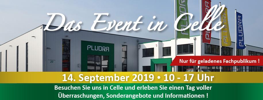 PLUDRA Tag der offenen Tür 14.09.2019