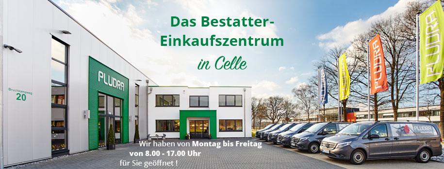 Bestatter-Einkaufszentrum