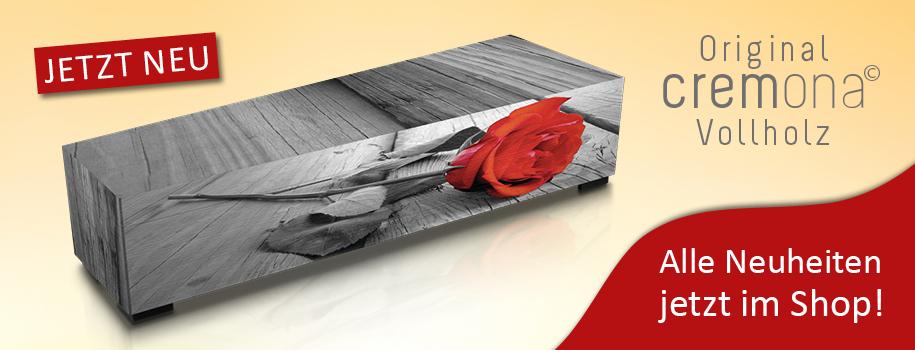 Cremona-Sarg   Rose des Abschieds